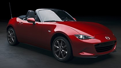 MX-5 soft-top